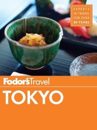 Cover Fodor's Tokyo