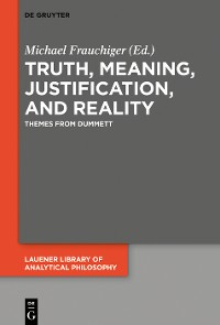 Cover Truth, Meaning, Justification, and Reality