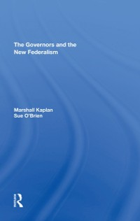 Cover Governors And The New Federalism
