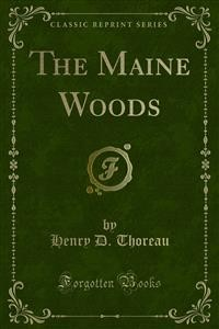 Cover The Maine Woods