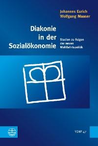 Cover Diakonie in der Sozialökonomie