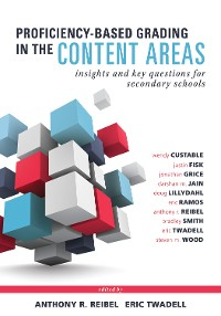 Cover Proficiency-Based Grading in the Content Areas
