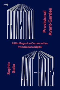 Cover Provisional Avant-Gardes