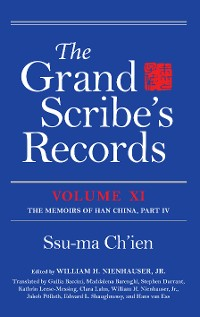 Cover The Grand Scribe's Records, Volume XI