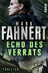 Cover Echo des Verrats