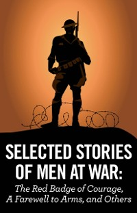 Cover Selected Stories Of Men At War