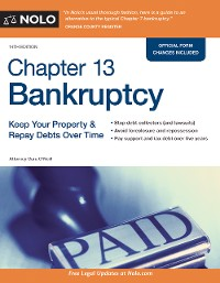 Cover Chapter 13 Bankruptcy