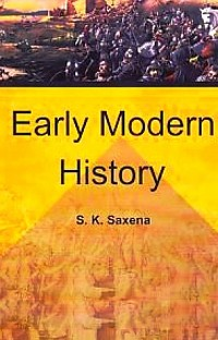 Cover Early Modern History