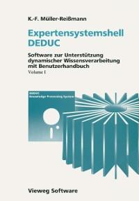 Cover Expertensystemshell DEDUC / Wissensdynamik mit DEDUC