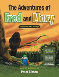 Cover The Adventures of Fred and Moxy
