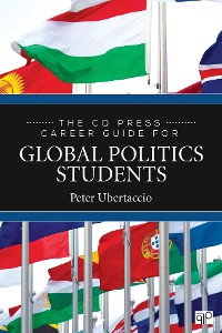 Cover The CQ Press Career Guide for Global Politics Students