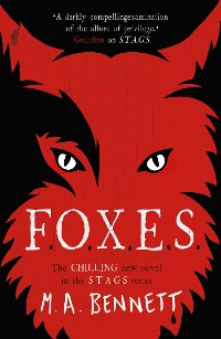 Cover STAGS 3: FOXES