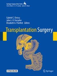 Cover Transplantation Surgery