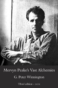 Cover Mervyn Peake's Vast Alchemies