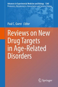 Cover Reviews on New Drug Targets in Age-Related Disorders