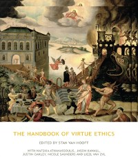 Cover Handbook of Virtue Ethics