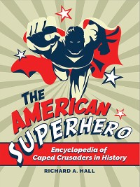 Cover The American Superhero