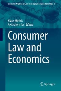 Cover Consumer Law and Economics
