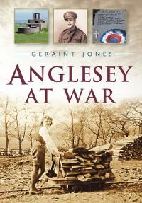 Cover Anglesey at War