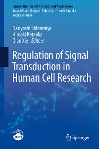 Cover Regulation of Signal Transduction in Human Cell Research