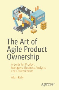 Cover The Art of Agile Product Ownership