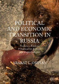 Cover Political and Economic Transition in Russia