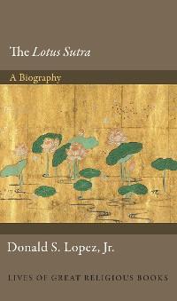 Cover The <i>Lotus Sūtra</i>