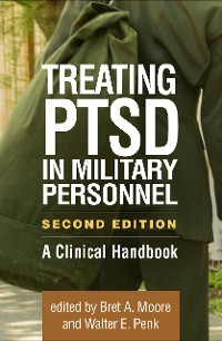 Cover Treating PTSD in Military Personnel, Second Edition