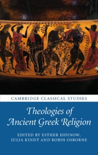 Cover Theologies of Ancient Greek Religion