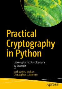 Cover Practical Cryptography in Python