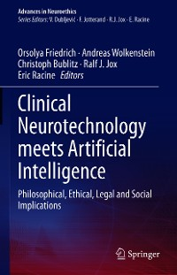Cover Clinical Neurotechnology meets Artificial Intelligence
