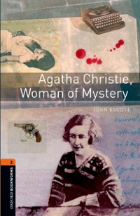 Cover Agatha Christie, Woman of Mystery Level 2 Oxford Bookworms Library