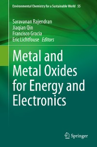 Cover Metal and Metal Oxides for Energy and Electronics