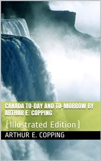Cover Canada / To-day and To-morrow
