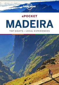 Cover Lonely Planet Pocket Madeira