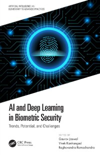 Cover AI and Deep Learning in Biometric Security