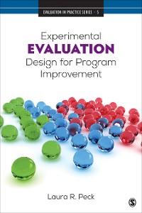Cover Experimental Evaluation Design for Program Improvement