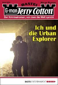 Cover Jerry Cotton 3234 - Krimi-Serie