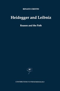 Cover Heidegger and Leibniz