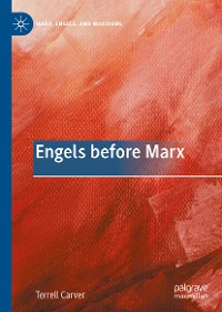 Cover Engels before Marx