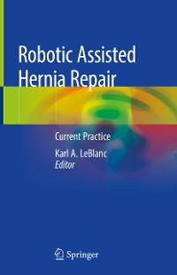 Cover Robotic Assisted Hernia Repair