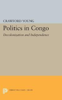 Cover Politics in Congo