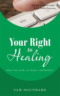 Cover Your Right to Healing