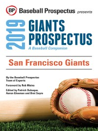 Cover San Francisco Giants 2019
