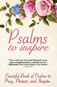Cover Psalms to Inspire