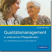 Cover Qualitätsmanagement in ambulanten Pflegediensten