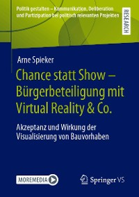 Cover Chance statt Show – Bürgerbeteiligung mit Virtual Reality & Co.