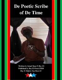 Cover De Poetic Scribe of De Time