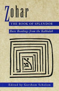 Cover Zohar: The Book of Splendor