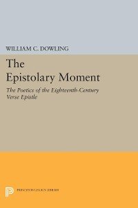 Cover The Epistolary Moment